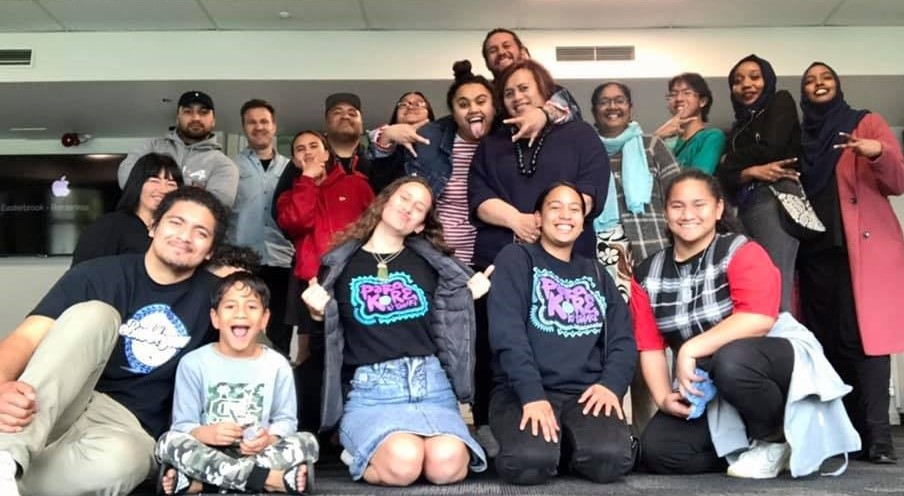 Rangatahi buzzing with good vibes at the Auckland workshop