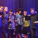 Tiare and the Young Guns - Winners of 2020 E Tū Whānau Rangatahi Song Competition