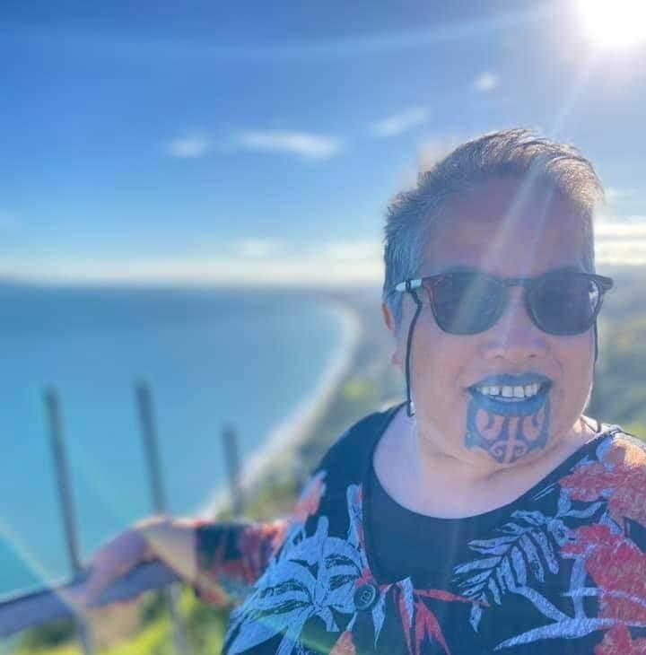Image of Moerangi Falaoa-Rakaupai whose taonga tuku iho focused on whakapapa