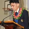 Kasi Valu - Winner of the E Tū Whānau Spoken Word Competition 2021 in his school days
